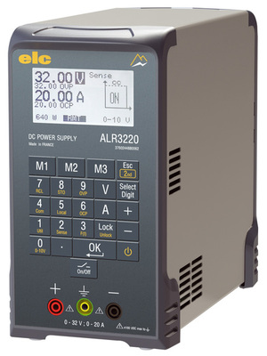 Alimentation programmable 0 - 32V 0 - 20A ; 640W
